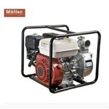 Möller MR/GPUMP-080M benzinmotoros 6,5 lóerő szivattyú ásott és gyűrűs kutakhoz