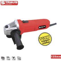 Straus ST/AG125-163 sarokcsiszoló 125 mm 710W