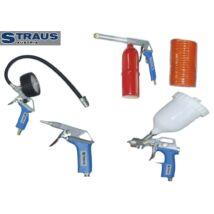 Straus ST/AT-PS5C levegős készlet 5részes