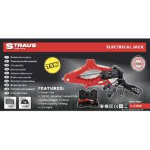 Straus ST/EJ-75DC elektromos emelő készlet kofferben