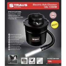 Straus ST/EVC1200-004 száraz-nedves hamuporszívó 1.200 W, 18 L