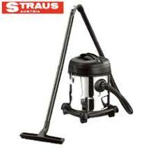 Straus ST/EVC1500-001 száraz-nedves porszívó 1500W 20L irodába, garázsba, műhelybe, családi házba is