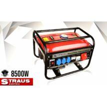 Straus ST/GGT-8504 benzinmotoros generátor