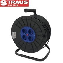Straus ST/HT-0453 50 méteres 3G 4x230V aljzatú kábeldob