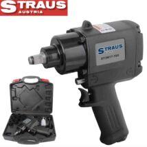 """Straus ST/IW17-780 8 részes 1/2"""" pneumatikus csavarozó légkulcs"""