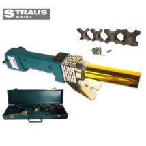Straus ST/PWM-0802 800W műanyagcső hegesztő