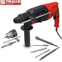 Straus ST/RH2650-026 2.650W fúrókalapács 26mm SDS Plusz