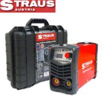 Straus ST/WD-250 250A digitális inverter kofferben