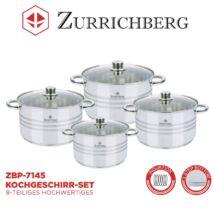 Zürrichberg ZBP7145 8 részes főzőedény készlet