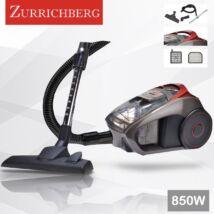 Zürrichberg ZBP/7612 850W ciklonrendszerű porzsák nélküli porszívó