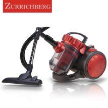 Zürrichberg ZBP/7621 850W ciklonrendszerű porzsák nélküli porszívó