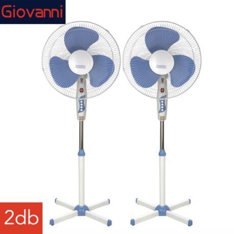 Giovanni GV/6001 40cm-es 40W álló ventilátor 2 db
