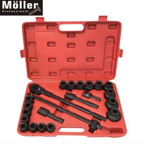 Möller MR70575 Krova 23 részes dugókulcs készlet