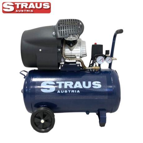 Straus ST/ACP-050V olajmentes csendes 50L légkompresszor