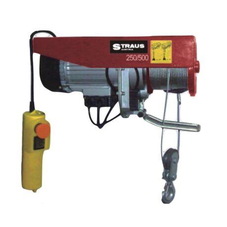 Straus ST/EH250-122 elektromos emelő 930W