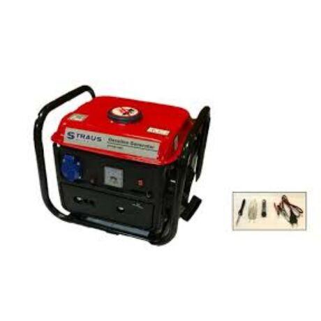 Straus ST/GGT-009 generátor-áramfejlesztő 950W 63ccm 2LE
