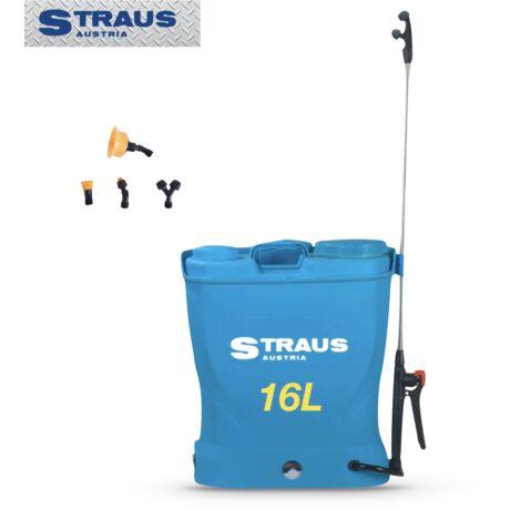 Straus ST/SPRA-16BT 16L akkus permetező