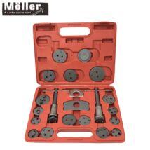 Möller MR70193 21 részes fékjavító készlet kofferben