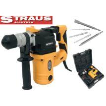 Straus ST/RH40-1900 ütvefúró fúrókalapács 1.900W SDS 32mm
