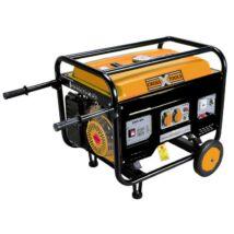 T.I.P. GERMANY Cross Tools CPG 5000-1 S benzines generátor-áramfejlesztő 13LE