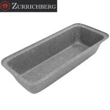 Zürrichberg ZBP2023 - 33cm Szénacél Márvány Bevonatú Püspökkenyér/Kenyérsütő sütőforma