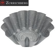 Zürrichberg ZBP2032 - 22,5cm Szénacél Márvány Bevonatú Gyümölcs sütőforma