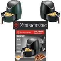 Zürrichberg ZBP2704 digitáli olaj nélküli fritőz 3,5L 1.500W