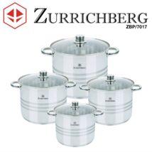 Zürrichberg ZBP7017 8 részes edényszett