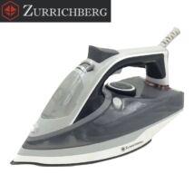 Zürrichberg ZBP7637 2600W gőzőlős vasaló kerámia talppal