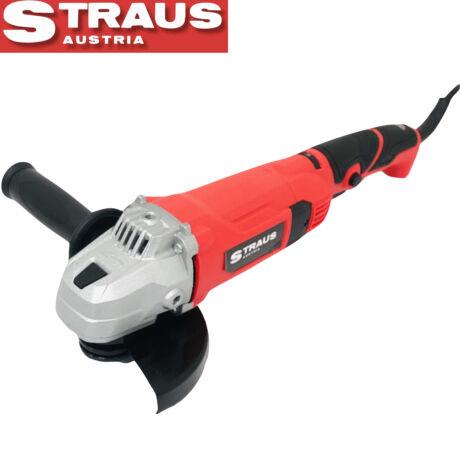 Straus ST/AG125-1450 1.450W 125mm sarokcsiszoló