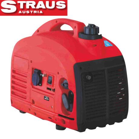 Straus ST/GGT-1600 inverteres generátor-áramfejlesztő 1600W