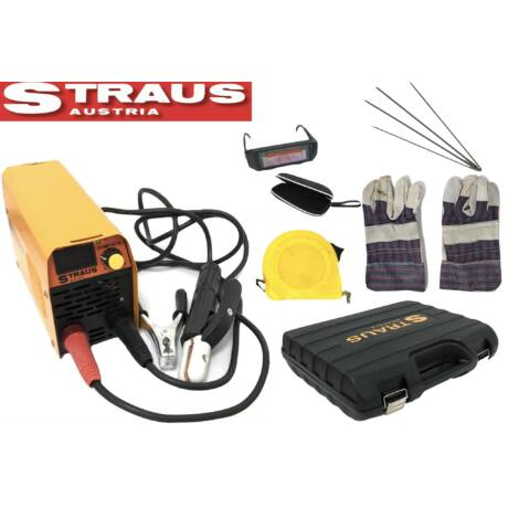 Straus ST/WD-300IV 300A inverter kofferben