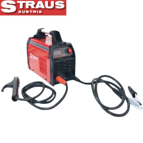 Straus ST/WD-300A digitális kijelzős inverter 300A