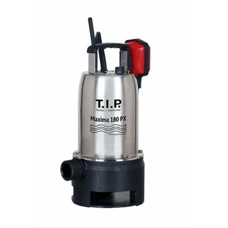T.I.P. GERMANY TIP Maxima 180 PX Inox szennyvízszivattyú