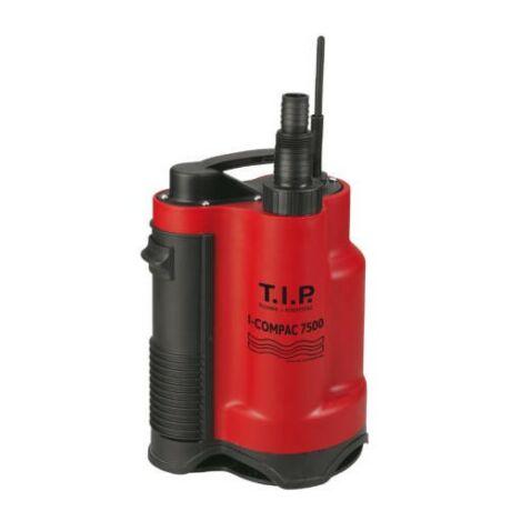 T.I.P. GERMANY TIP I-Compac 7500 drainage szennyvízszivattyú integrált úszókapcsolóval