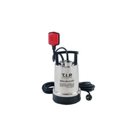 T.I.P. GERMANY TIP SaltOne 16000 I-PX DUO 2in1 szivattyú tiszta-, szennyezett- sós- és lúgos vízhez