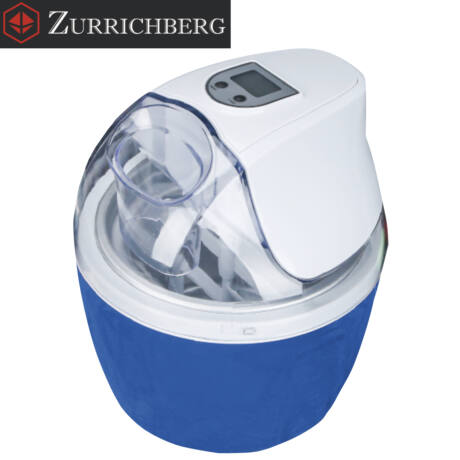 Zürrichberg ZBP2712 fgylaltgép digitális LCD 9,5W 1,2L