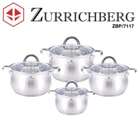 Zürrichberg ZBP7117 8 részes edénykészlet